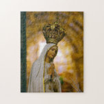 Our Lady of Fatima Jigsaw Puzzle