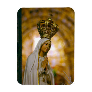 Our Lady of Fatima Rectangular Magnets