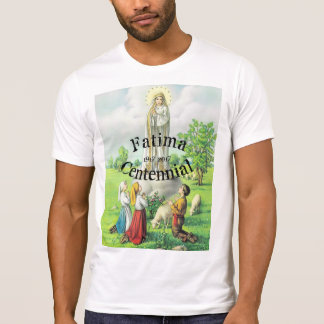 Our Lady of Fatima Shirt