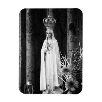 Our Lady of Fatima Vinyl Magnet