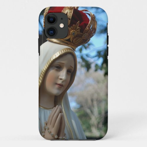 Our Lady of Fatima's Cover for Iphone 5 Phone Case