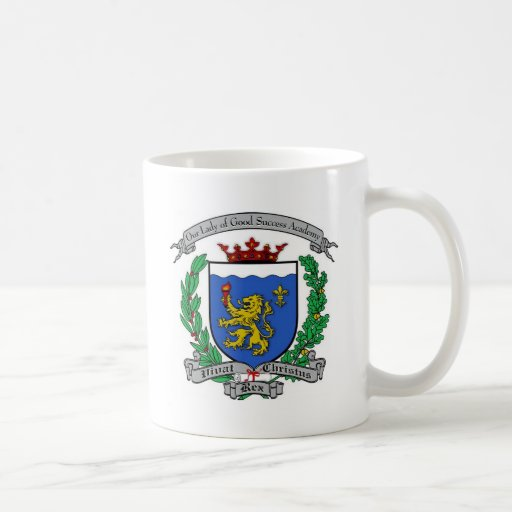 Our Lady of Good Success Academy Coffee Mug