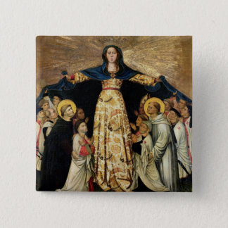 Our Lady of Grace and the Masters of the Order of Button