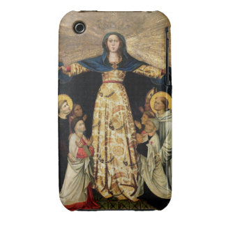 Our Lady of Grace and the Masters of the Order of iPhone 3 Case