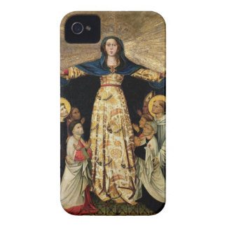 Our Lady of Grace and the Masters of the Order of iPhone 4 Case