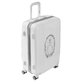 Our Lady of Grace, Miraculous Medal Luggage