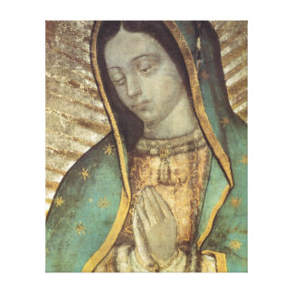 OUR LADY OF GUADALUPE 40X60 GALLERY WRAP CANVAS