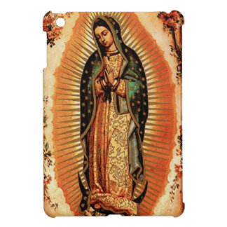 Our Lady of Guadalupe and the Angels Case For The iPad Mini