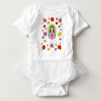 Our Lady of Guadalupe Baby Bodysuit
