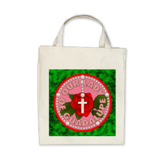 Our Lady of Guadalupe Canvas Bag