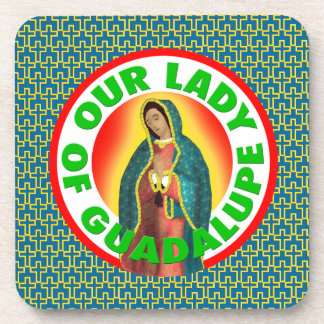Our Lady of Guadalupe Beverage Coaster