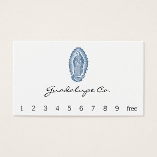 Our Lady of Guadalupe Business Card