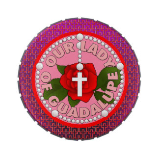 Our Lady of Guadalupe Candy Tins