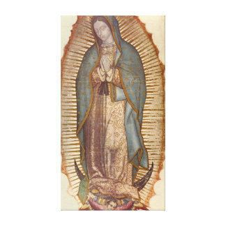 OUR LADY OF GUADALUPE GALLERY WRAP CANVAS
