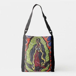 'Our Lady Of Guadalupe' Canvas Tote Bag