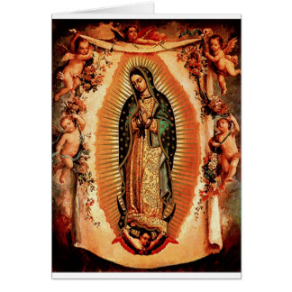 Our Lady of Guadalupe Cards