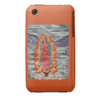 Our Lady of Guadalupe iPhone 3 Case-Mate Case