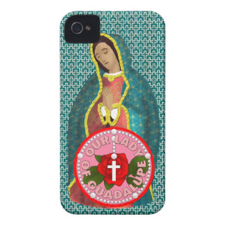 Our Lady of Guadalupe Case-Mate iPhone 4 Case