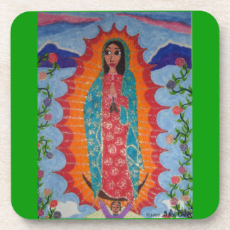 Our Lady of Guadalupe Coaster