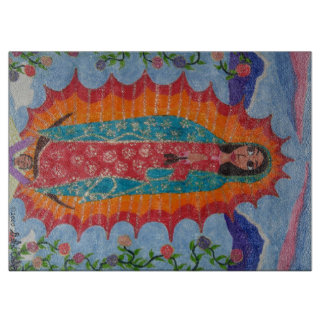 Our Lady of Guadalupe Cutting Board