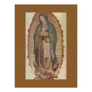 OUR LADY OF GUADALUPE (EXTRA LARGE 40X53) POSTER