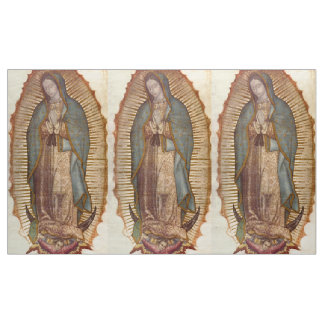 Our Lady Of Guadalupe Fabric