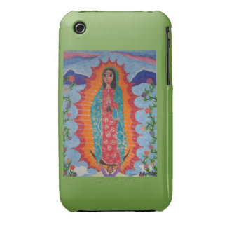 Our Lady of Guadalupe iPhone 3 Cover