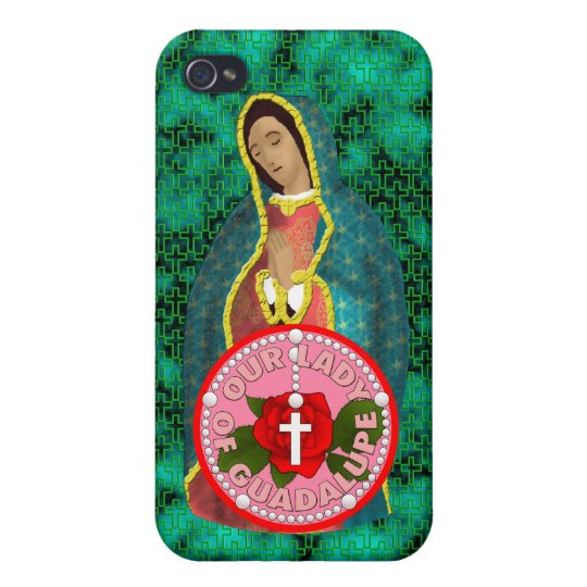 Our Lady of Guadalupe iPhone 4/4S Cover