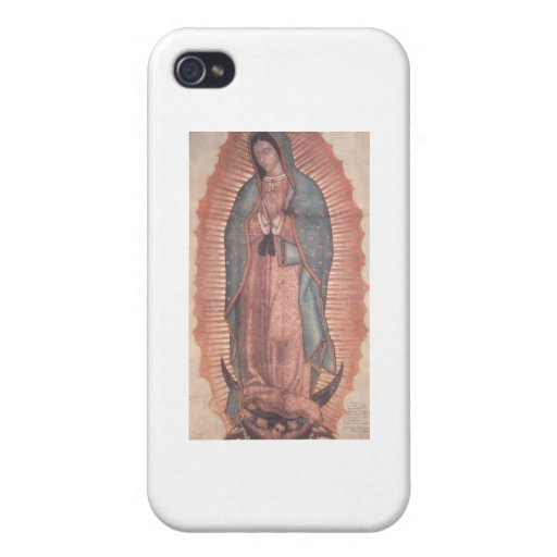 Our Lady of Guadalupe iPhone 4 Cases