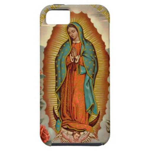 Our Lady of Guadalupe iPhone Case iPhone 5 Cover