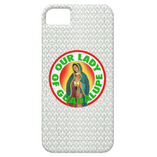 Our Lady of Guadalupe iPhone SE/5/5s Case