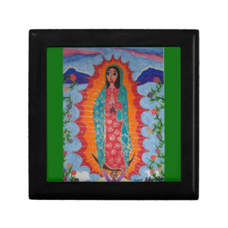 Our Lady of Guadalupe Jewelry Box