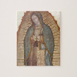 Our Lady of Guadalupe Jigsaw Puzzle