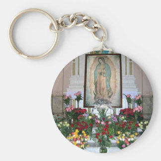 Our Lady of Guadalupe Keychain Key Chain