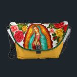 "Our Lady of Guadalupe Messenger Bag<br><div class=""desc"">Our Lady of Guadalupe</div>"