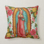 Our Lady of Guadalupe MoJo Pillow