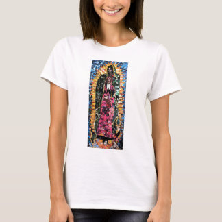 Our Lady of Guadalupe Mosaic Clothing T-Shirt