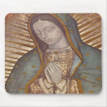 OUR LADY OF GUADALUPE MOUSE PADS