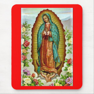 Our Lady of Guadalupe Mousepad