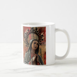 Our Lady of Guadalupe Nuestra Senora de Guadalupe Coffee Mug