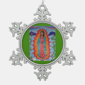 Our Lady of Guadalupe Ornaments