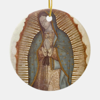 Our Lady of Guadalupe Christmas Tree Ornament