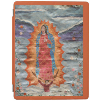 Our Lady of Guadalupe (Papyrus version) iPad Cover