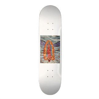 Our Lady of Guadalupe (Papyrus Version) Skateboard Deck