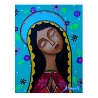 Our Lady of Guadalupe Post Card