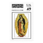 Our Lady of Guadalupe Postage Stamp