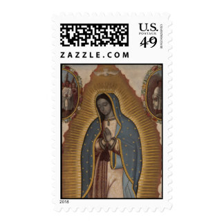 OUR LADY OF GUADALUPE PRAY FOR US POSTAGE