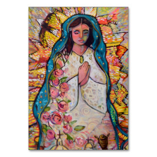 Our Lady of Guadalupe Prayer Card