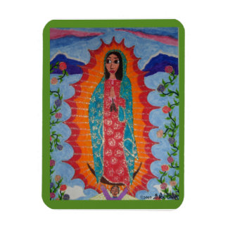 Our Lady of Guadalupe Magnets