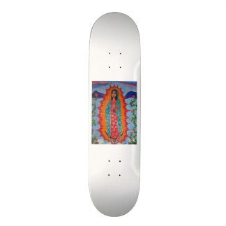 Our Lady of Guadalupe Skateboard Deck
